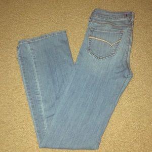 Bullhead Boot Cut Jeans
